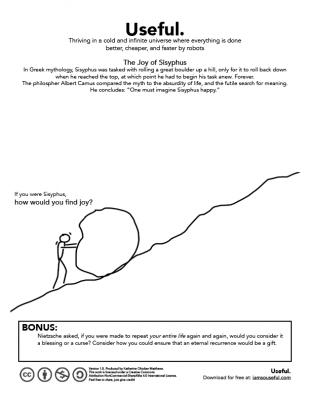 The Joy of Sisyphus